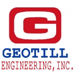 GEOTILL provides geotechnical, construction testing and Environmental services  Indianapolis Indiana Retina Logo