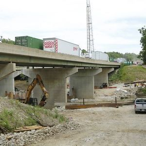 I-65 construction south of Indy tests commuters' patience